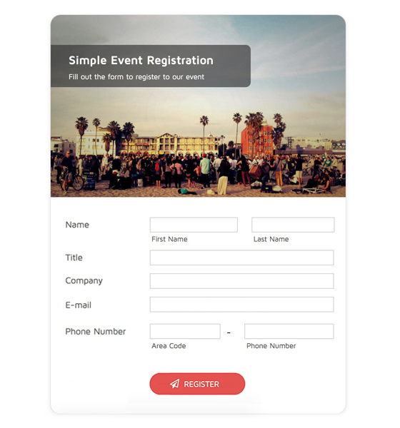 The Free Eventbrite Alternative Image