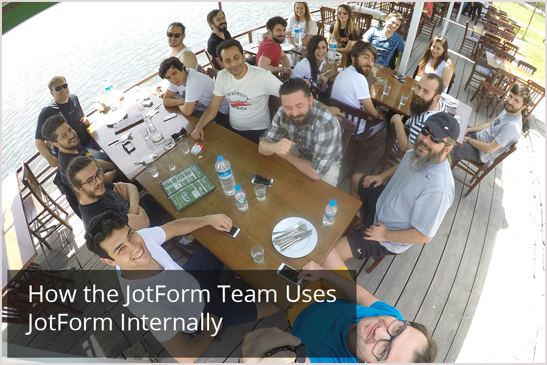 July Newsletter - Nine Ways the JotForm Team Uses JotForm