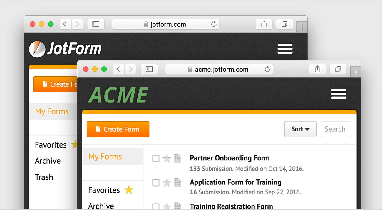 April Newsletter - This Summer: Introducing JotForm Enterprise