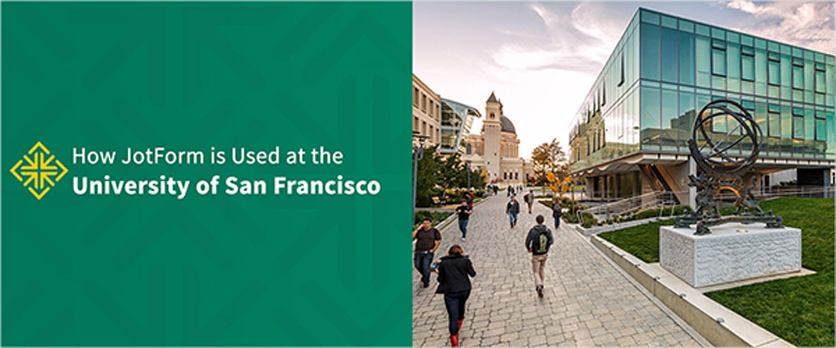 How the University of San Francisco Helps Students Travel the Globe with JotForm