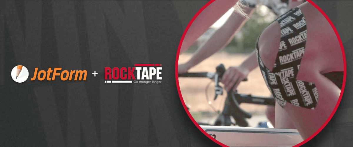 How RockTape Gets a Marketing Boost Using JotForm