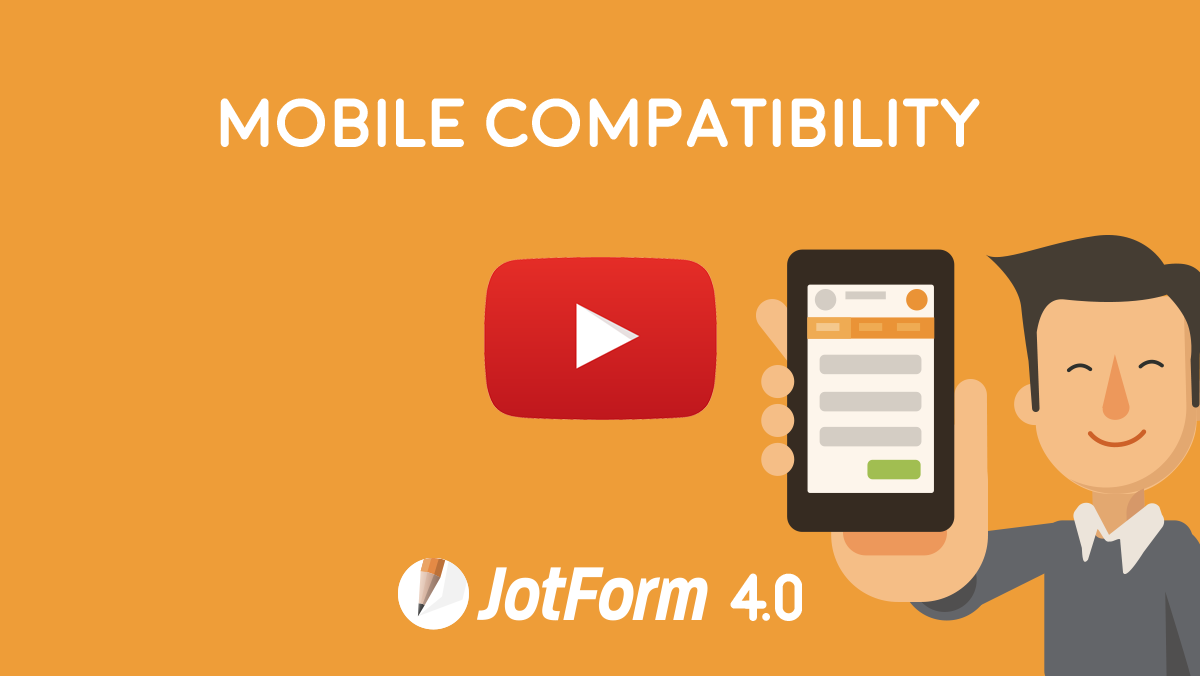 February Newsletter - Build Forms on Mobile Devices with JotForm 4.0