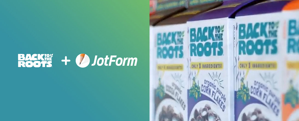 June Newsletter - How an Unconventional Food Company Uses JotForm to Give Back