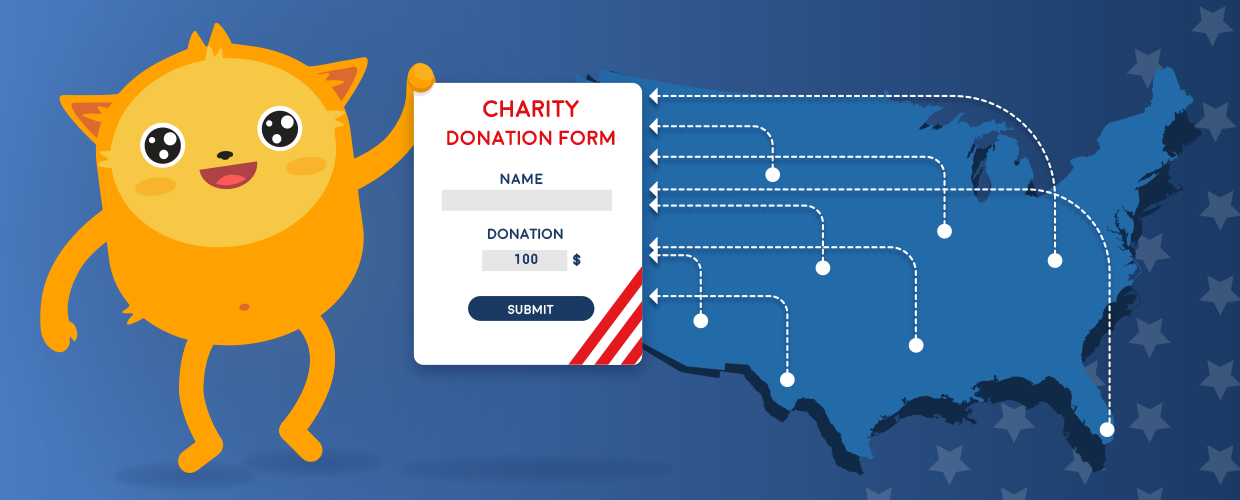 The Generosity Index: Ranking the Most Charitable Places in the U.S.