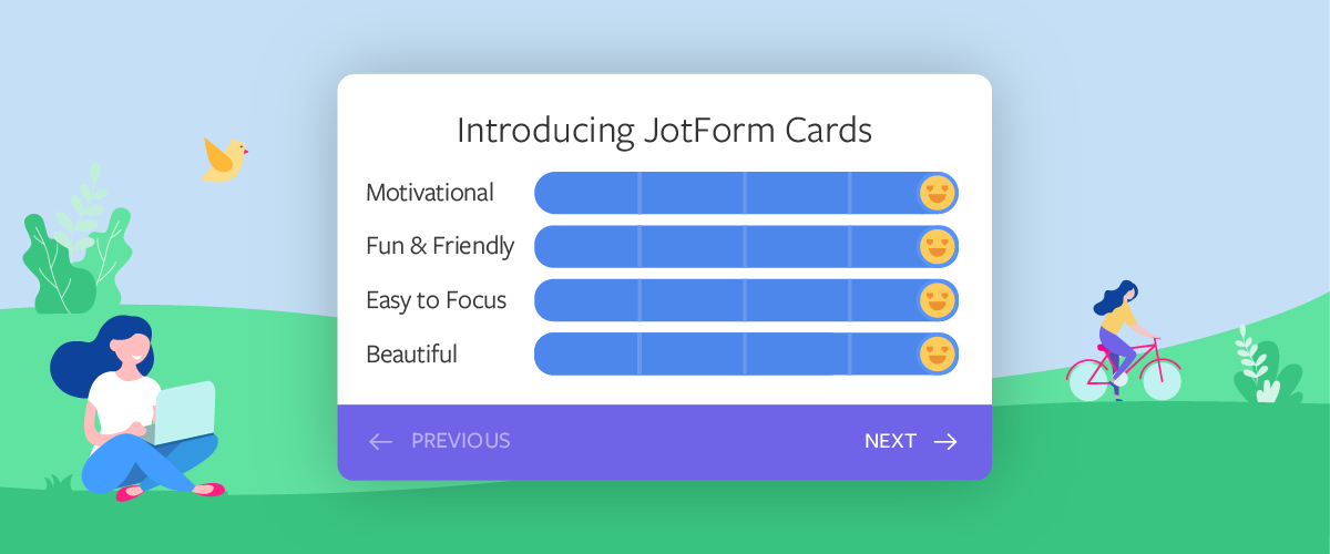 JotForm Cards: The Friendly Way to Ask