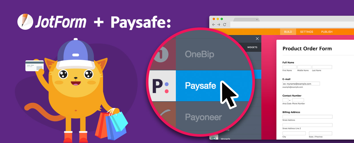 New Integration: Paysafe
