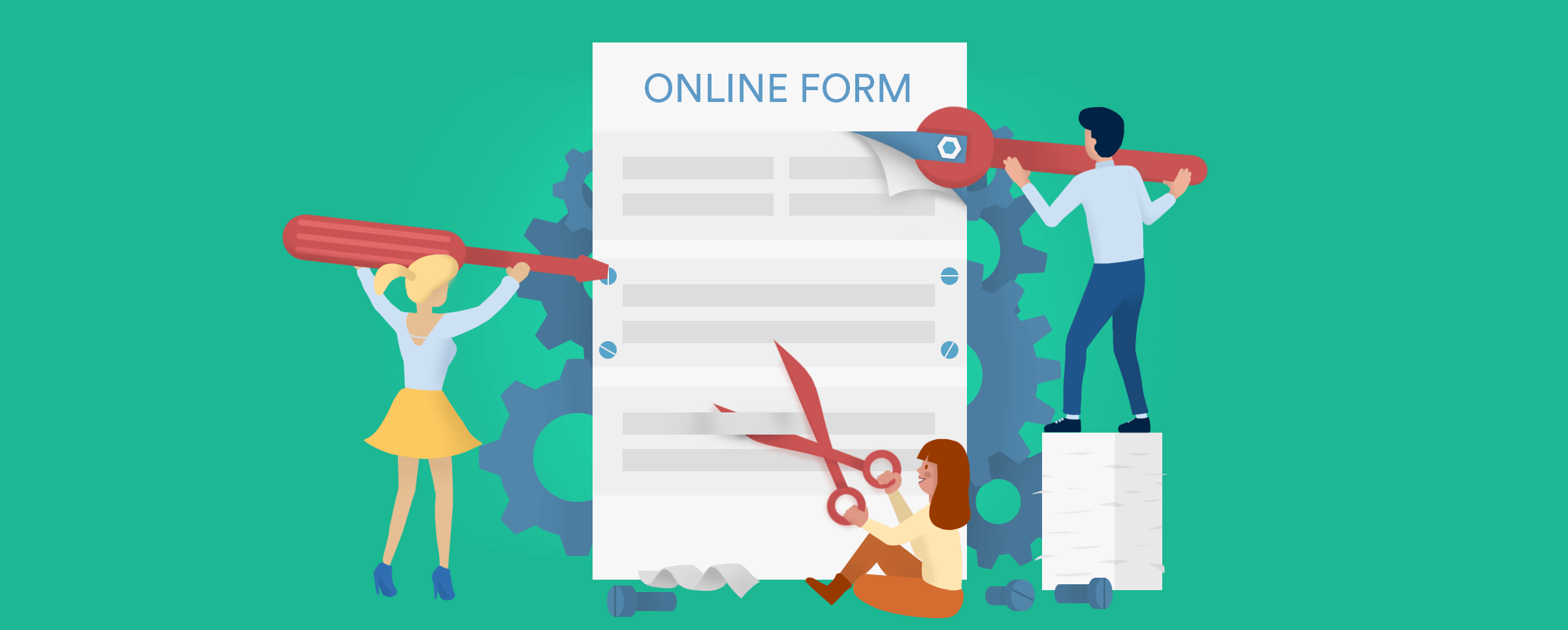 Form hacks that'll make your workflow that much easier