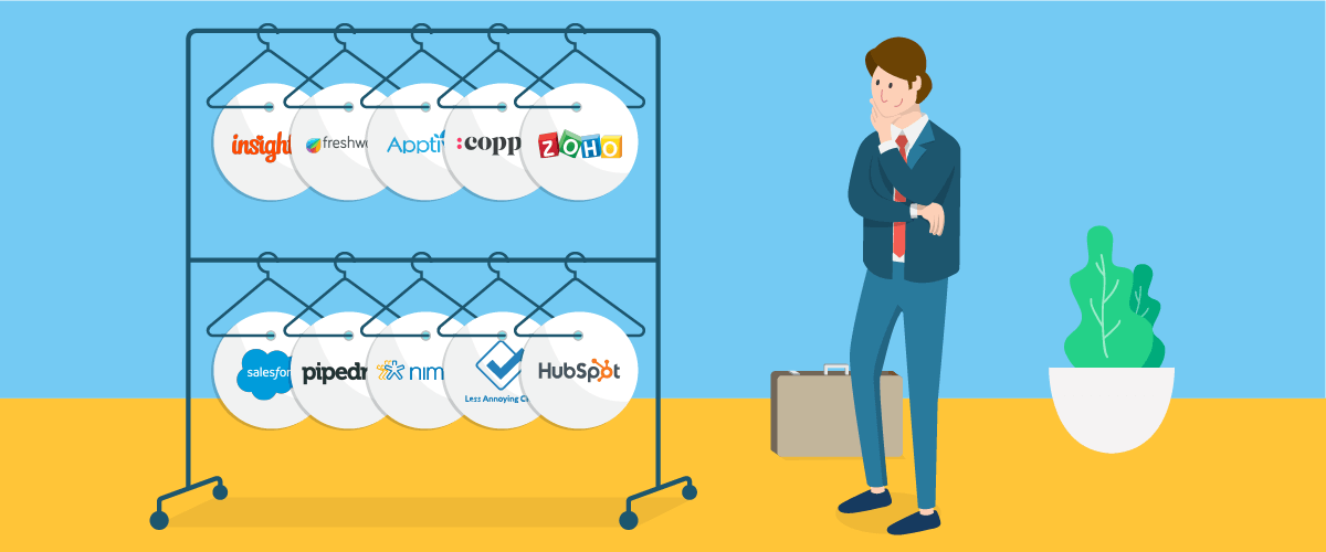 The 10 best cloud CRMs for SMBs