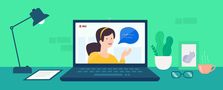 Productivity corner: How to record a webinar
