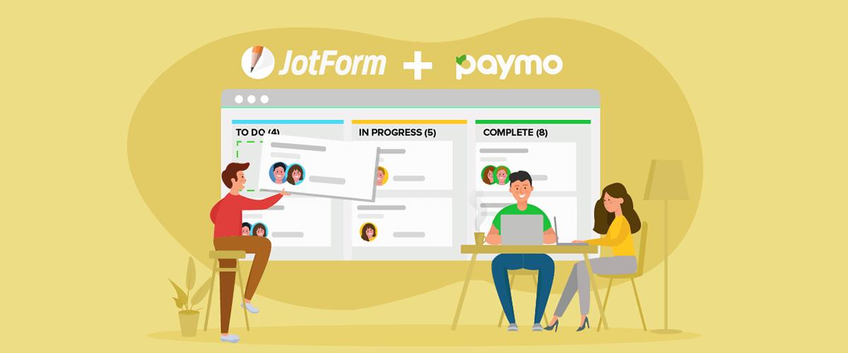 Introducing Paymo integration