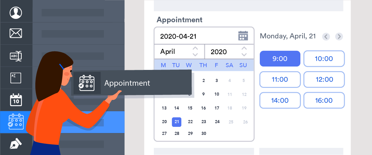 How to schedule your appointments with JotForm