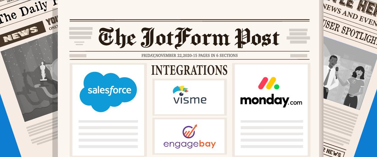 Integration roundup
