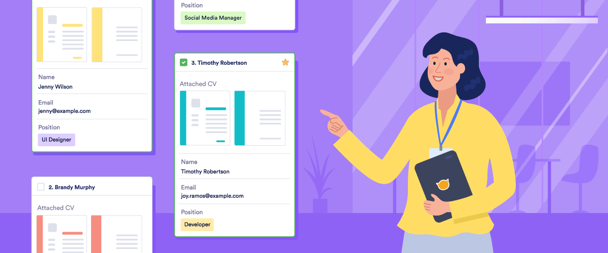How to supercharge your hiring with JotForm Tables