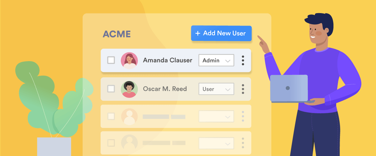 Add colleagues to your JotForm account to foster collaboration