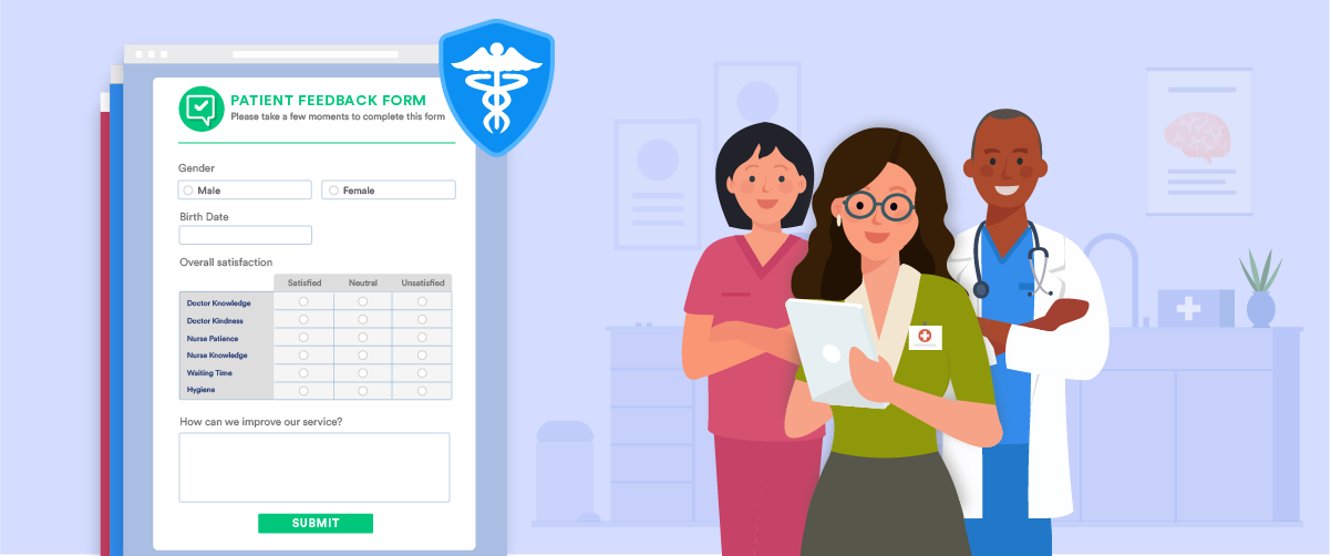 Learn more about JotForm Enterprise and healthcare
